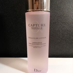 Dior Capture Totale  High performance syrum/lotion